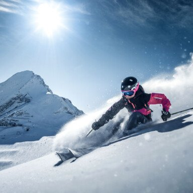 sun, fresh poweder for the freerider in Zell am See-Kaprun | © Kitzsteinhorn