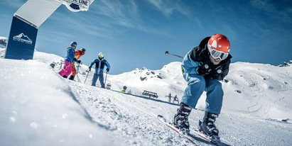 funslope for kids and adults | © Gletscherbahnen Kaprun AG