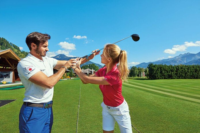 Golf in Zell am See | © Golfclub Zell am See-Kaprun