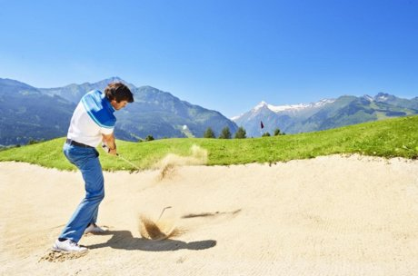 Tee in Zell am See | © Golfclub Zell am See-Kaprun
