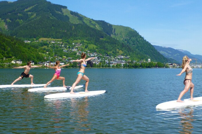 Alternativer Sommersport in Zell am See-Kaprun | © Seidl