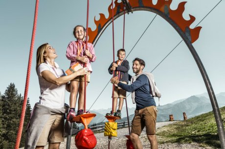 Family Fun on the Schmitten | © Schmitten