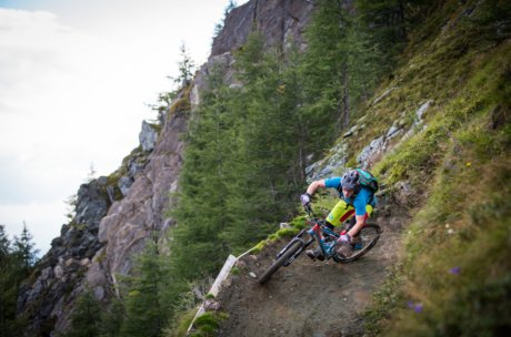 Mountainbiken in Zell am See-Kaprun | © David Schultheiss