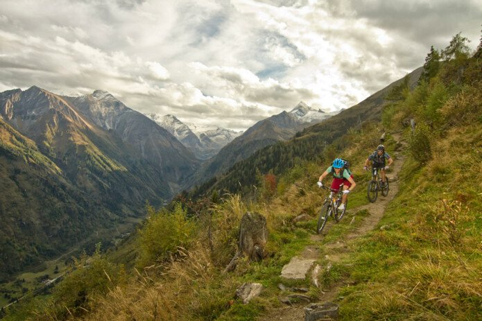 CC trail on the Maiskogel | © Zell am See-Kaprun Tourismus