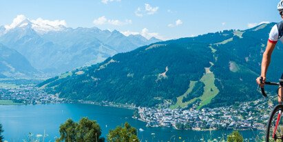 bicycle exercise | © Zell am See-Kaprun Tourismus