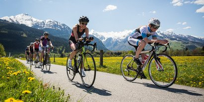Rennradfahren in Zell am See-Kaprun | © getty images