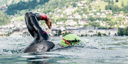Triathlet in Zell am See | © Jakob Edholm
