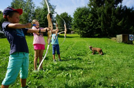 Kids program for the summer holidays in Zell am See-Kaprun | © Zell am See-Kaprun Tourismus