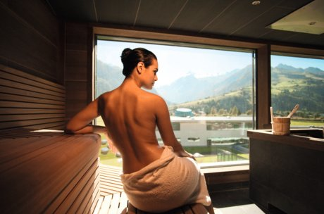 wellness holidays with sauna in Zell am See-Kaprun | © Tauern SPA Zell am See-Kaprun