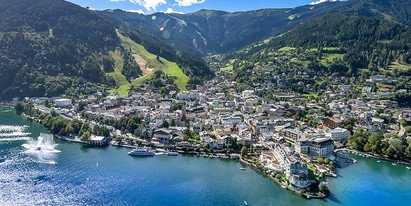 City and Lake | © Zell am See-Kaprun Tourismus