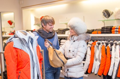 fashion shopping in Zell am See-Kaprun | © Faistauer Photography