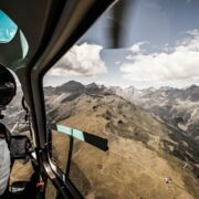 Helicopter Cockpit Sennair | © Sennair