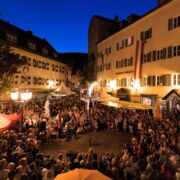 summer night festival in Zell am See-Kaprun | © Faistauer Photography