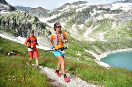 Trailrunning Event in der Region Zell am See-Kaprun | © Sportfotograf.