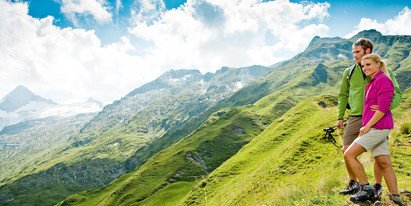 Hiking tours in Zell am See-Kaprun | © Kitzsteinhorn
