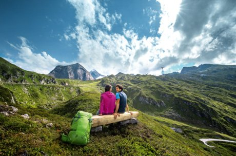 summer holiday for the whole family with recreation on the glacier | © Kitzsteinhorn