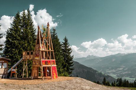 adventure tower in Zell am See-Kaprun | © Schmittenhöhebahn AG