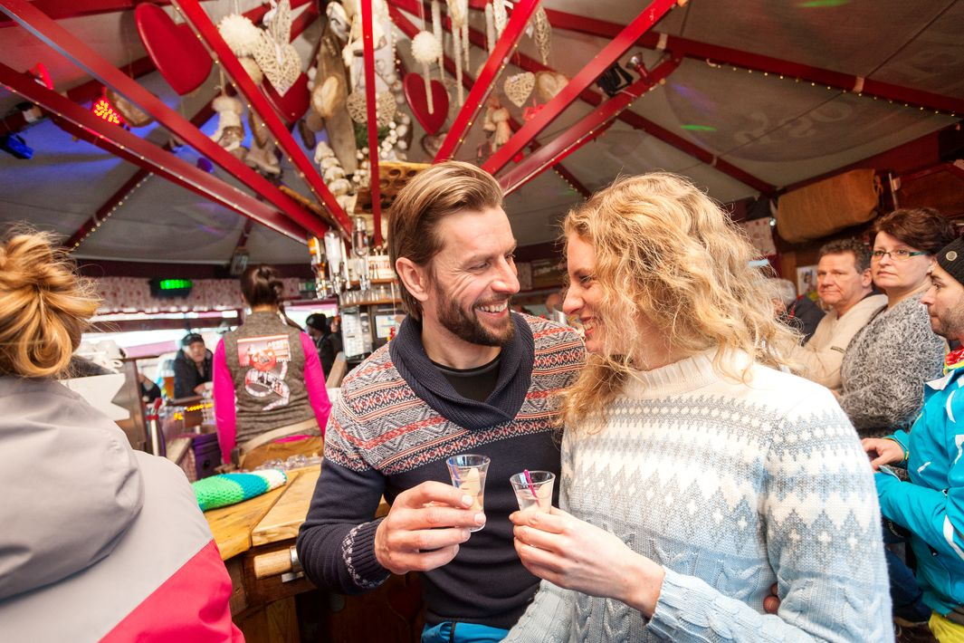 Apres Ski in Zell am See-Kaprun | © Maiskogel Betriebs AG