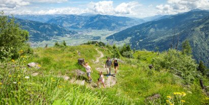 Hiking in Zell am See-Kaprun | © Maiskogel Betriebs-AG