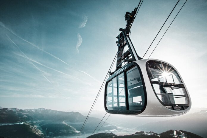 Porsche Design Cable Car at the Schmitten | © Schmitten