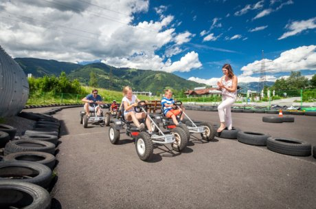 Family Fun in Zell am See-Kaprun | © Kitzsteinhorn