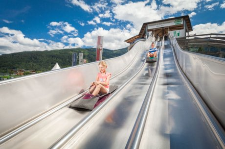Slide paradies in Zell am See-Kaprun | © Kitzsteinhorn