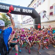 IRON GIRL Zell am See-Kaprun | © Steinthaler