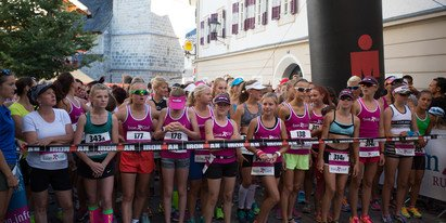 4.2 km run for women | © Steinthaler