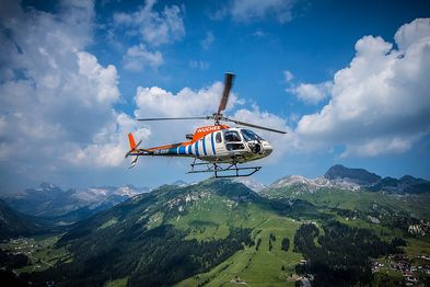 Rundflüge in Zell am See-Kaprun | © wucher-helicopter.at