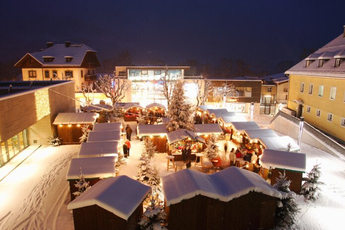 Advent in Zell am See-Kaprun Austria | © Zell am See-Kaprun Tourismus