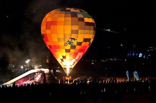 Night of the balloons Kaprun - 05/02/2018, from 8:00 PM
