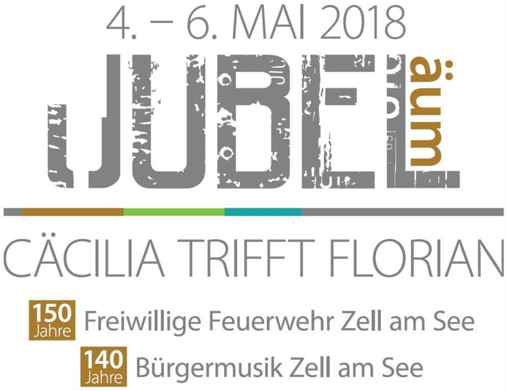 150 years fire department Zell am See & 140 years local brass music Zell am See - 04/05/2018