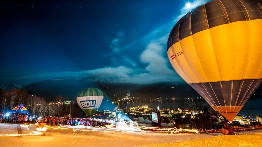 Night of the balloons Zell am See - 07/02/2018, from 8:00 PM