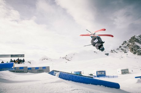 WOW Glacier Love and Freeskiing at Kitzsteinhorn | © Zell am See-Kaprun Tourismus