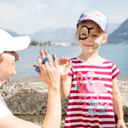Little pirates at lake Zell | © Faistauer Photography