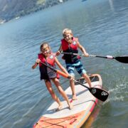 Fun on lake Zell | © Faistauer Photography