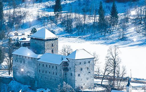 Christmas Market at the Castle Kaprun - 15/12/2018, from 11:00 AM