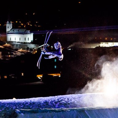 Great skishow in Austria, Zell am See-Kaprun | © Expa Pictures, JFK