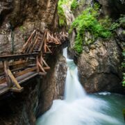 The gorge in Zell am See-Kaprun | © Zell am See-Kaprun Tourismus