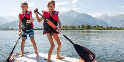 Kinderprogramm in Zell am See-Kaprun | © Faistauer Photography