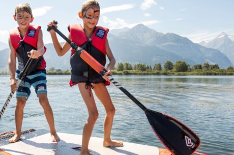 children's programme in Zell am See-Kaprun | © Faistauer Photography