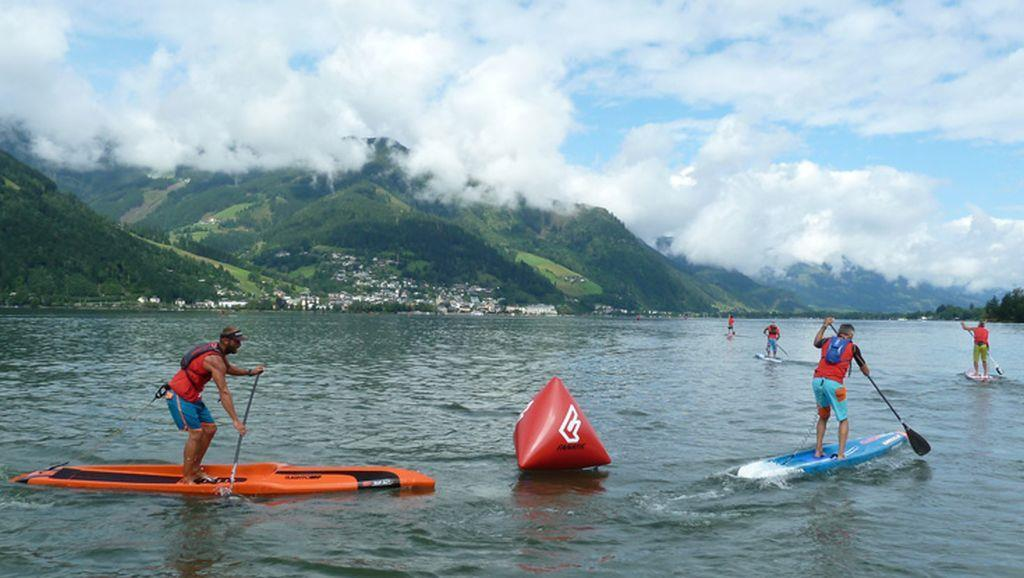 SUP Alps Trophy 2018 - 18/08/2018