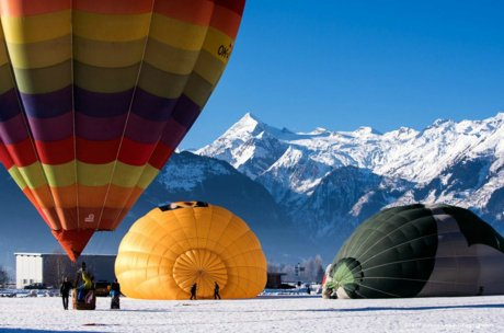 Top event for hot air balloons in Salzburg | © balloonalps.com