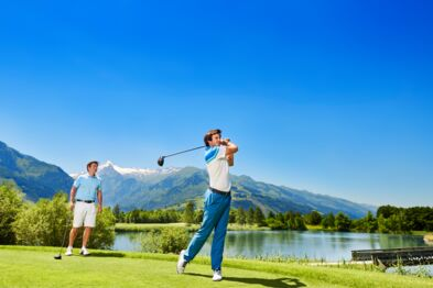 Enjoy a golf-holiday in Austria: Zell am See-Kaprun | © Eddie Groeger, Golf Austria