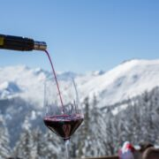 Red Turns: wine & skiing in Zell am See-Kaprun | © Schmittenhöhebahn AG, Faistauer