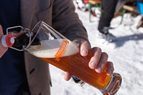 Alpines Craft Beer | © Stephan Obenaus