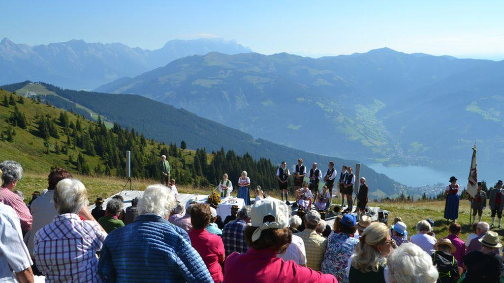 Traditional Schmitten Mountain Festival with Alpencup Ranggeln - 02/09/2018, from 10:00 AM