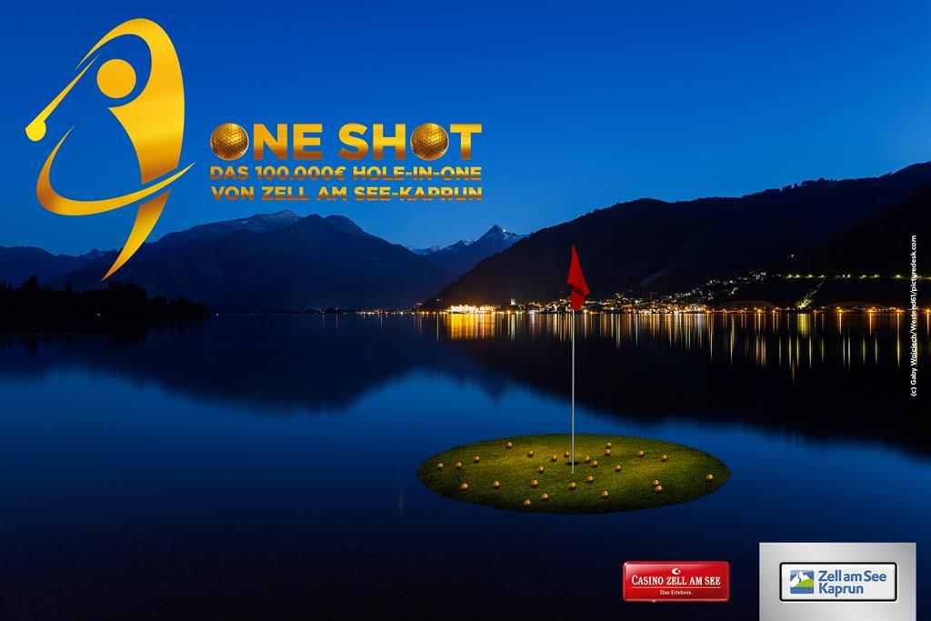 Casino Golf Days & ONE SHOT: 100,000€-Challenge - 13/09/2018