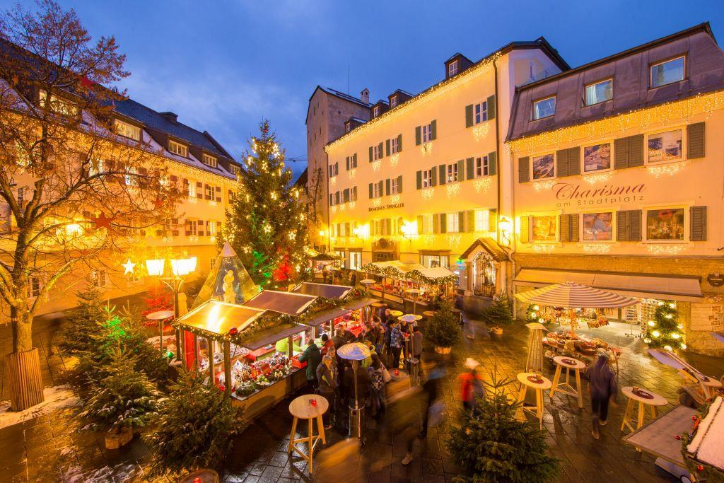 Star-advent market Zell am See - 21/11/2018, from 3:00 PM