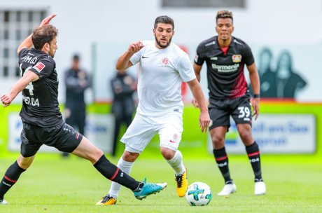 Bayer04 Leverkusen in Zell am See-Kaprun | © Expa pictures JFK